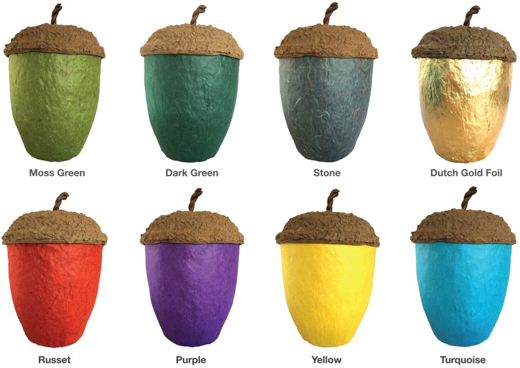 Acorn Urn Collection